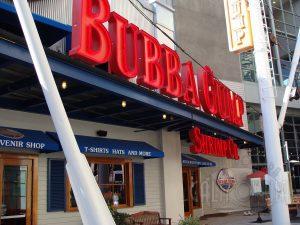 Bubba Gump Shrimp Co.