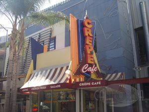 The Crepe Cafe