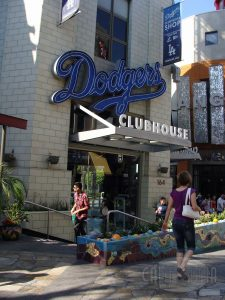 Dodgers Clubhouse Store