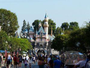 Sleeping Beauty Castle Walkthrough