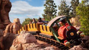 Big Thunder Mountain Railroad fecha para reforma