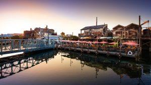 Pacific Wharf Café