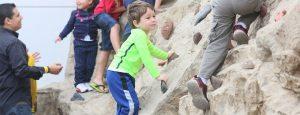 Cole's Rock Climb