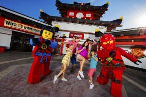 Lego® Ninjago® The Ride