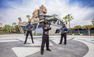 VÍDEO: Novos trajes dos cast members do Avengers Campus do Disney California Adventure