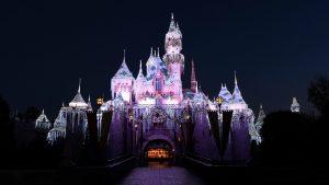 Wintertime Enchantment at Sleeping Beauty's Winter Castle