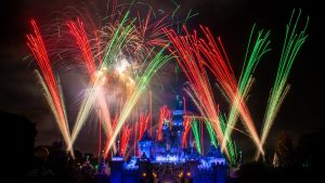"""""""Believe...In Holiday Magic"""" Fireworks Spectacular"""
