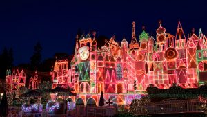 """""""it's a small world"""" Holiday Lighting"""