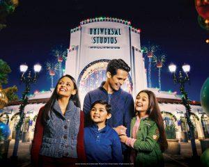 "Universal Studios Hollywood celebra o retorno de ""Christmas in The Wizarding World of Harry Potter"" e ""Grinchmas"""